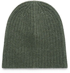 Alex Mill Ribbed Cashmere Beanie