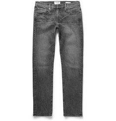 Frame Slim-Fit Stretch-Denim Jeans
