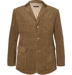 Engineered Garments Baker Slim-Fit Unstructured Cotton-Corduroy Blazer