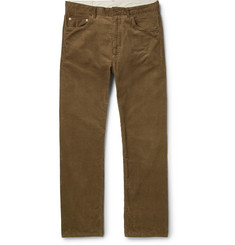 Engineered Garments Cotton-Corduroy Trousers