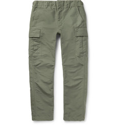 Engineered Garments Cotton Cargo Trousers