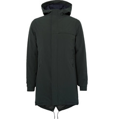 NN07 Winter Fisher Waterproof Shell Hooded Parka