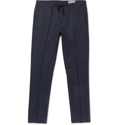 NN07 - Copenhagen Slim-Fit Drawstring Woven Trousers