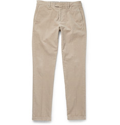 NN07 Soho Tapered Stretch-Cotton Corduroy Trousers