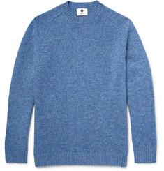 NN07 Nathan 6212 Mélange Wool Sweater