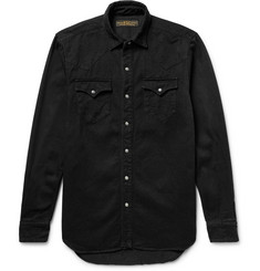 Freemans Sporting Club Denim Western Shirt