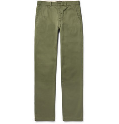 Freemans Sporting Club - Winchester Slim-Fit Cotton-Twill Chinos
