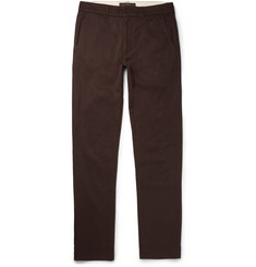 Freemans Sporting Club Winchester Slim-Fit Denim Chinos