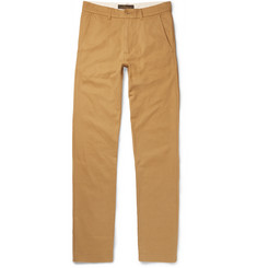 Freemans Sporting Club - Winchester Slim-Fit Denim Chinos