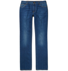 Gucci Bootcut Washed-Denim Jeans