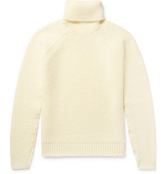 Maison Margiela - Wool Rollneck Sweater