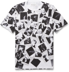 Maison Margiela Slim-Fit Printed Cotton T-Shirt