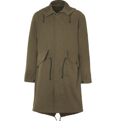 Margaret Howell MHL Cotton-Drill Parka
