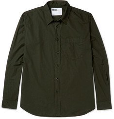 Margaret Howell Cotton-Poplin Shirt