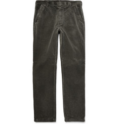 - MHL Cotton-Corduroy Trousers