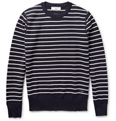 AMI - Striped Wool Sweater