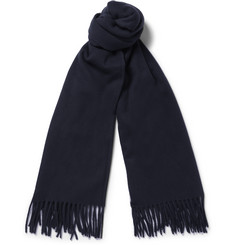 AMI Virgin Wool Scarf