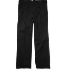 Our Legacy Wide-Leg Cotton-Twill Trousers