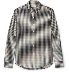 Tomorrowland Gingham Cotton Shirt