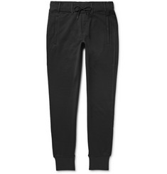 Y-3 - Tapered Loopback Cotton-Jersey Sweatpants
