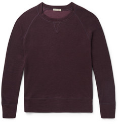 Bottega Veneta Cotton-Blend Jersey Sweatshirt