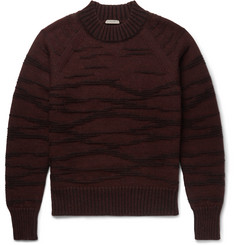Bottega Veneta Distressed Wool Sweater