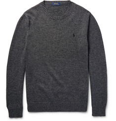 Polo Ralph Lauren Mélange Cotton Sweater