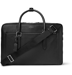 Smythson - Burlington Grained-Leather Holdall