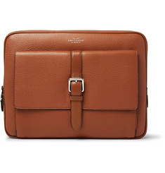 Smythson - Burlington Grained-Leather Portfolio