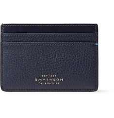 Smythson - Burlington Full-Grain Leather Cardholder