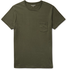 nonnative Dweller Slim-Fit Cotton-Jersey T-Shirt