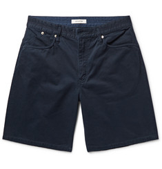 nonnative - Dweller Slim-Fit Cotton-Twill Shorts