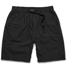 nonnative - Coach Cotton-Blend Shell Shorts