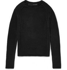 Isabel Benenato Merino Wool-Blend Sweater