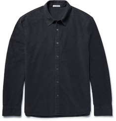 James Perse Cotton-Moleskin Shirt