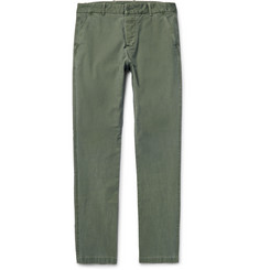 James Perse Slim-Fit Stretch-Cotton Chinos