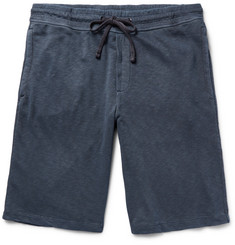 James Perse - Loopback Supima Cotton-Jersey Shorts