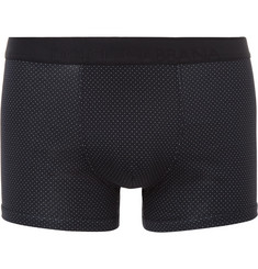 Dolce & Gabbana Pin-Dot Cotton Boxer Briefs