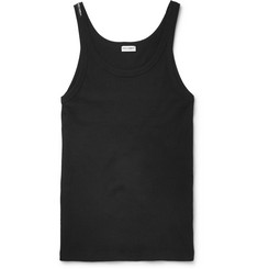 Dolce & Gabbana - Marcello Ribbed Cotton-Jersey Tank Top
