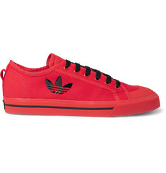 Raf Simons + adidas Originals Spirit Canvas Sneakers