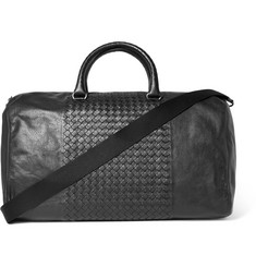 Bottega Veneta - Intrecciato Leather Holdall
