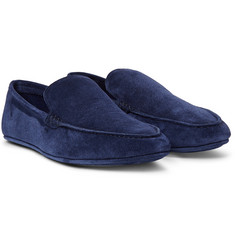 Loro Piana - Walk at Home Suede Slippers