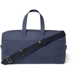 A.P.C. - Xavier Cotton-Canvas Holdall