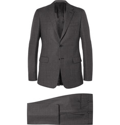 Prada - Grey Slim-Fit Wool Suit