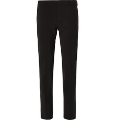 Prada Slim-Fit Stretch Virgin Wool Trousers