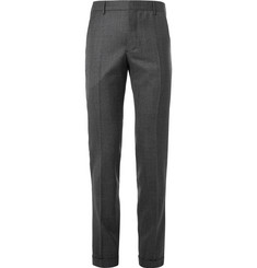 Prada Slim-Fit Wool Trousers