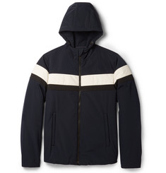 Prada - Striped Padded Shell Jacket