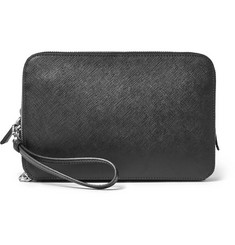 Prada Saffiano Leather Pouch