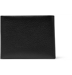 Maison Margiela Mafia Grained-Leather Billfold Wallet