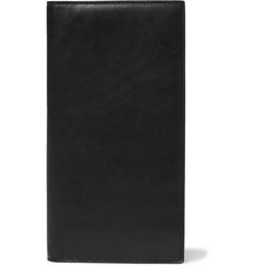 Maison Margiela Leather Travel Wallet